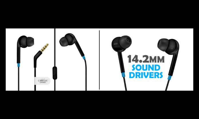 Saregama Carvaan's earphones