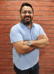Image-Saurabh Kapoor_CEO & co-founder of Hashtag Orange-MediaBrief