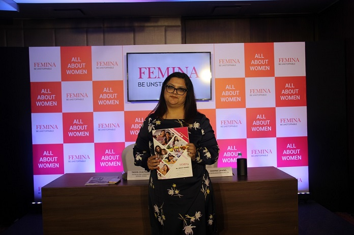 Tanya Chaitanya - Editor of Femina