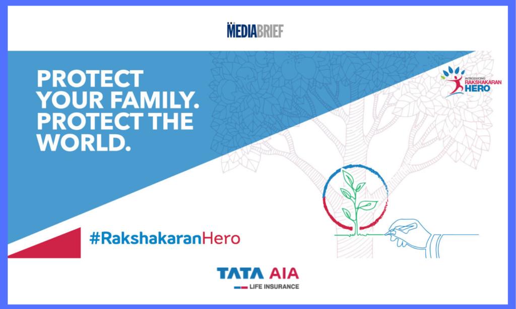 image-'Rakshakaran Heroes' campaign from Tata AIA Life Insurance Mediabrief