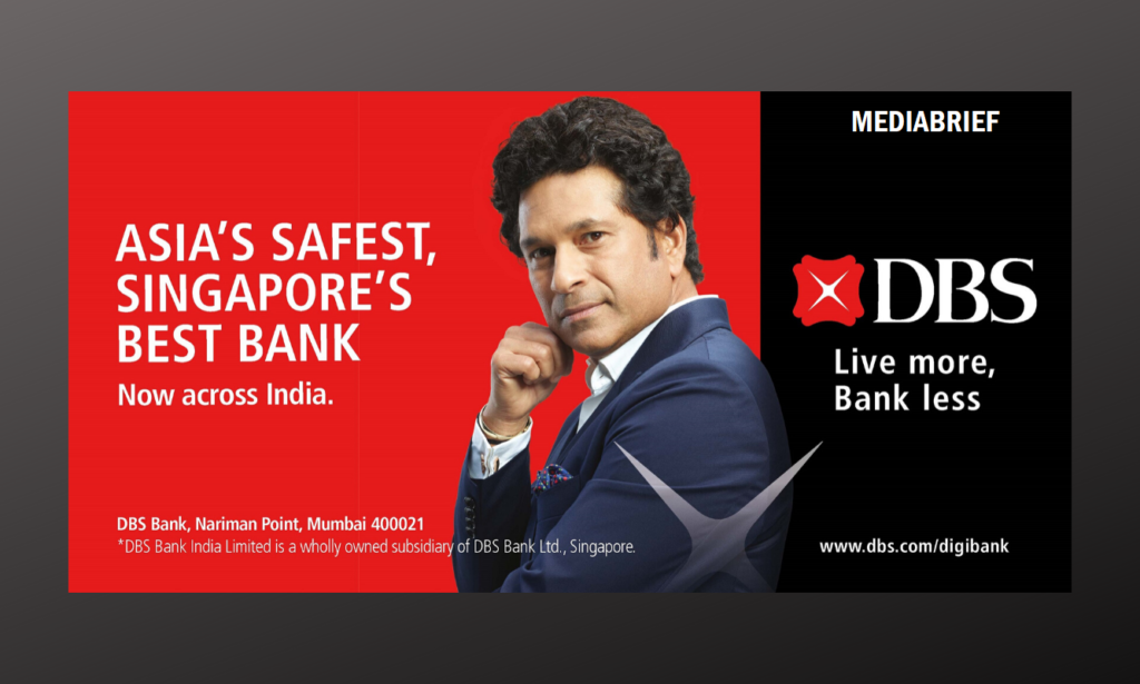 image-DBS Bank India unveils new brand campaign highlighting its Singaporean heritage and commitment to India Mediabrief