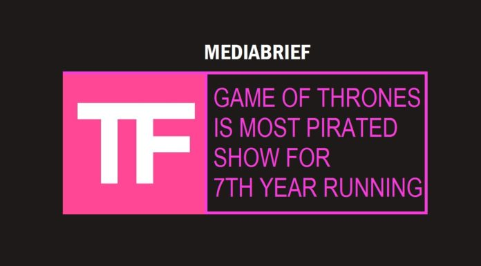 image - Game of Thrones is most pirated show for 7th year running - Torrentfreak - Mediabrief