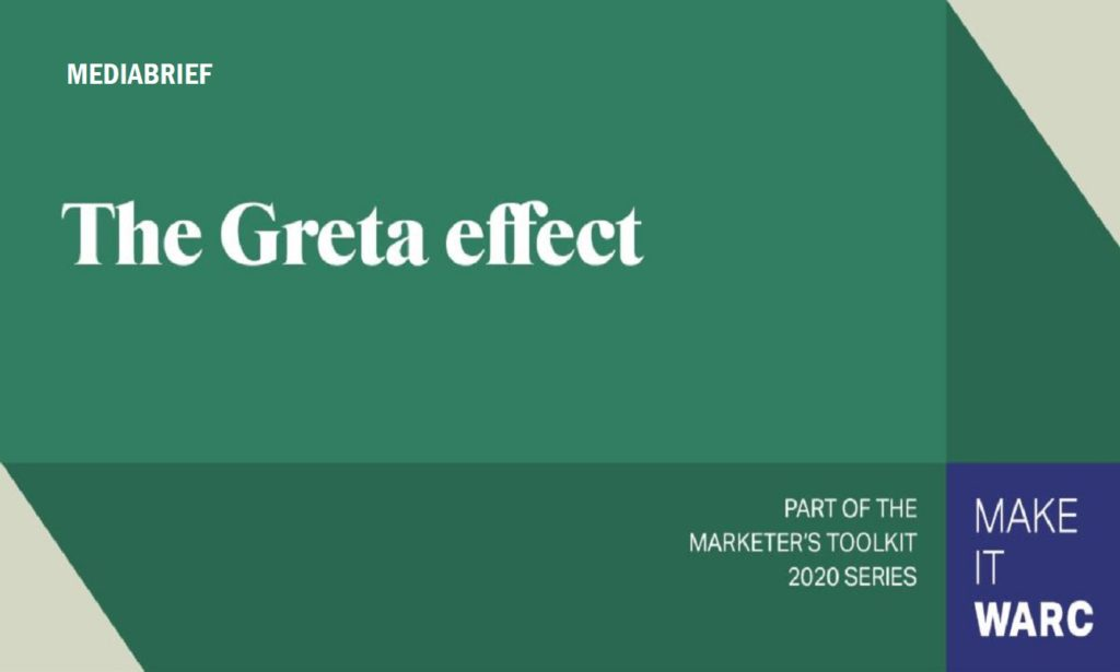 image-The Greta Effect- Brands under pressure, says WARC Marketer's Toolkit 2020 Mediabrief