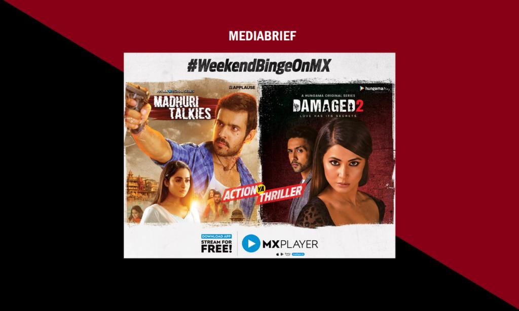image-The weekend binge on MX Player Mediabrief