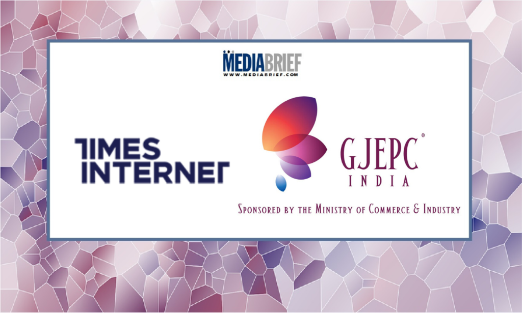 image-Times Internet partners with Gems & Jewellery Export Promotion Council Mediabrief