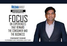 image-Yashwant-Kumar-GenY Medium& Gen Y Labs on MediaBrief's LEADERBRIEF-Pavan R Chawla