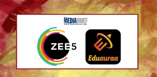image-ZEE5 partners with Eduauraa to provide world class online education at an affordable price Mediabrief