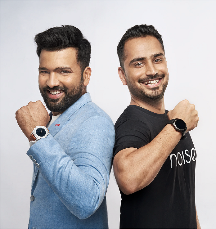 Noise ropes in star Indian cricketer Rohit Sharma as its Brand Ambassador