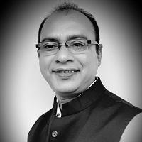 Dinesh Vyas, H&R Johnson