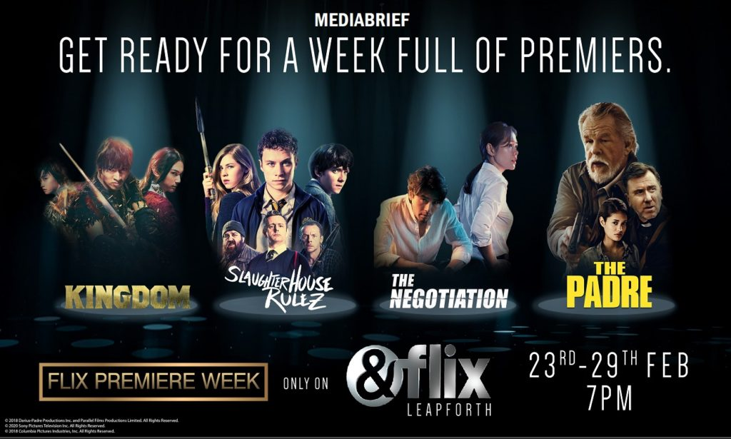 image-&flix presents 'Flix Premiere Week' Mediabrief