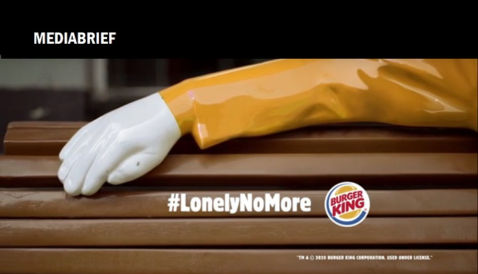 image-Burger-Kings-#LonelyNoMore-Valentine's Day campaign-MediaBrief
