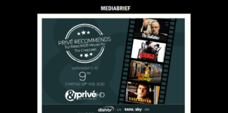 image-Catch the cinephile approved IMDB top scorers on &PrivéHD's new property, Privé Recommends Mediabrief