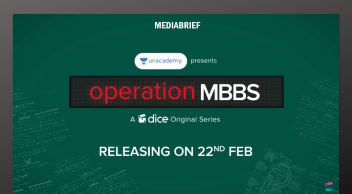 image-Dice Media releases the trailer of upcoming drama- Operation MBBS Mediabrief
