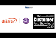 image-Double delight for d2h, bags two awards at The Customer Fest Show 2020 Mediabrief