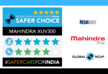 image-India's safest car - Mahindra XUV300 becomes the first ever Indian car to receive Global NCAP's 'Safer Choice' award Mediabrief