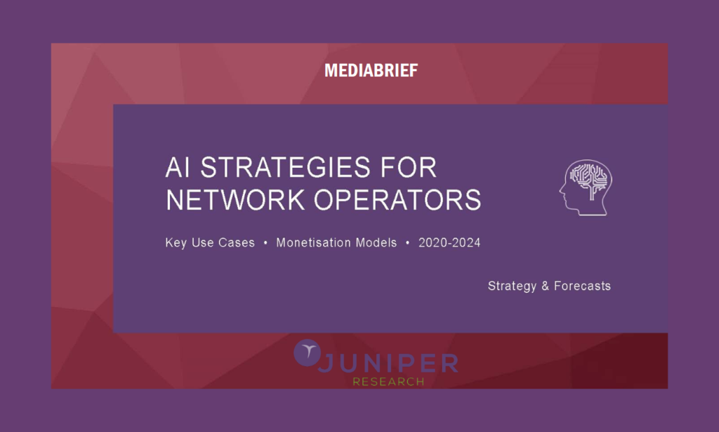 image-Juniper Research- AI solution spend by network operators to reach $15bn by 2024, driven by optimisation & fraud Mediabrief