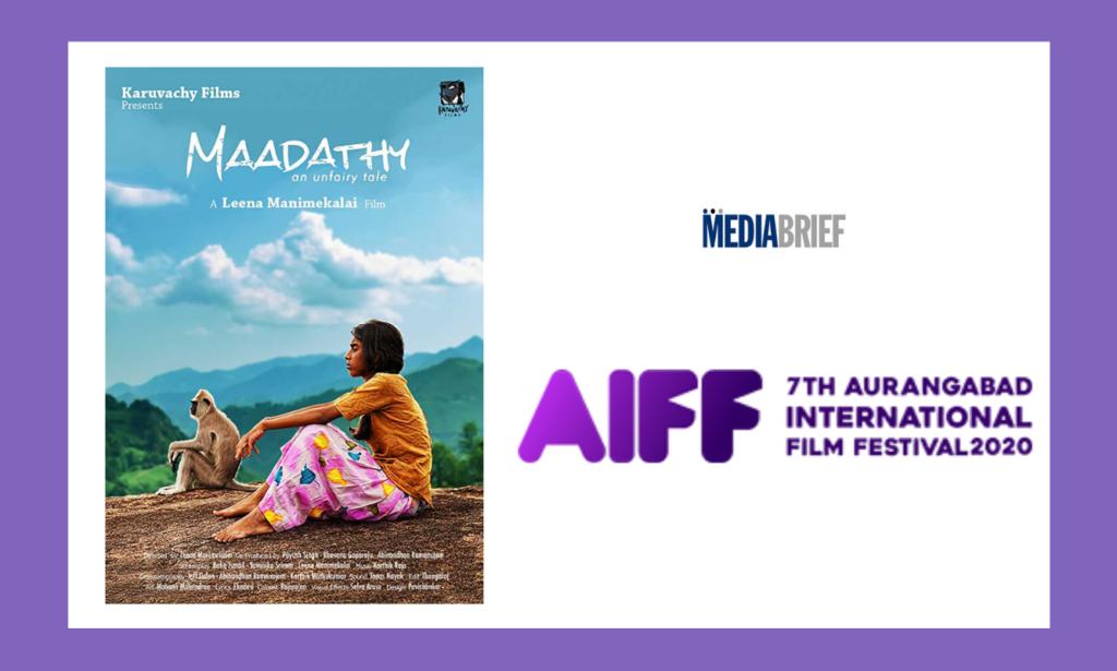 image-Maadathy wins big at the 7th Aurangabad International Film Festival Mediabrief
