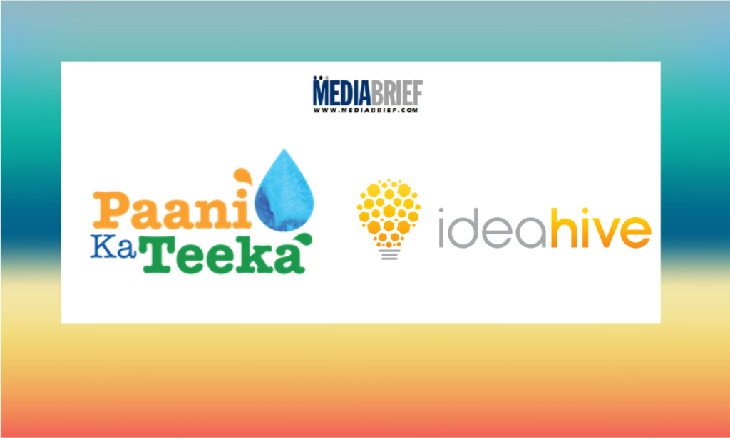 image-Music industry leaders join hands for a national water movement 'Paani Ka Teeka' Mediabrief