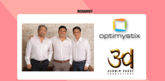 image-Optimystix Entertainment & Ashwin Varde join hands to launch 'Wakaoo Films' Mediabrief