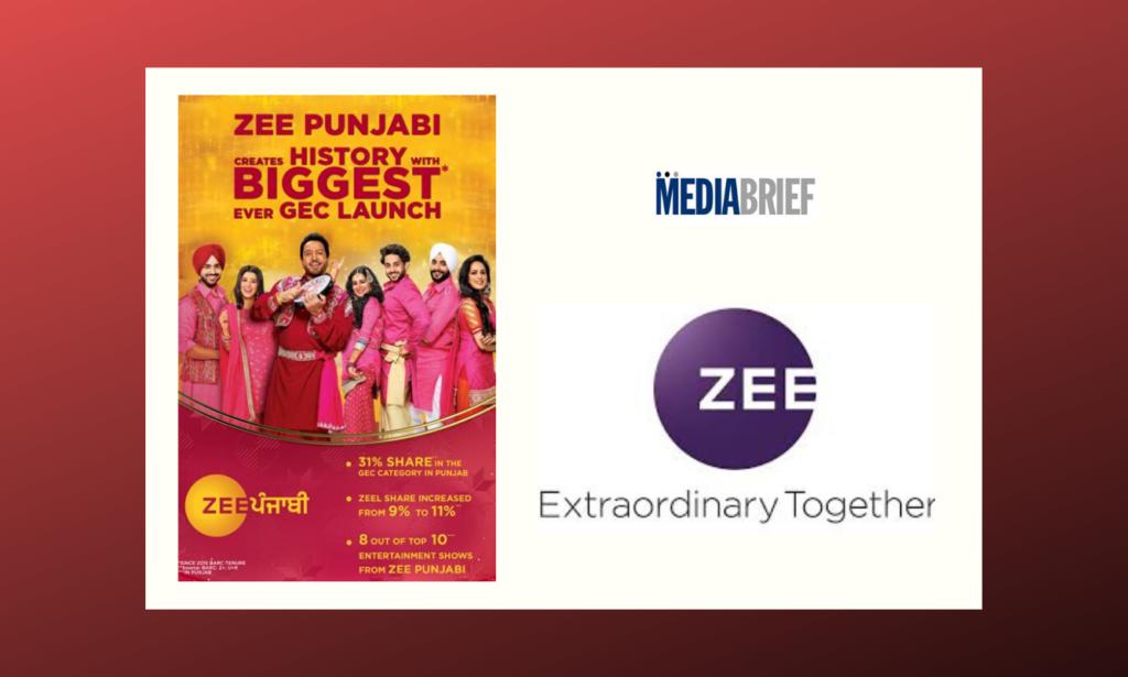 image-Reliance Big Synergy's fiction series Heer Ranjha & Kamli Ishq Di garner top two slots on Zee Punjabi Mediabrief