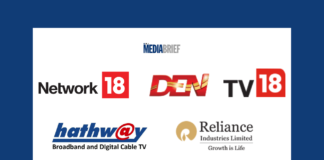 image-Scheme of Amalgamation and Arrangement amongst Network18, TV18, Den & Hathway Mediabrief