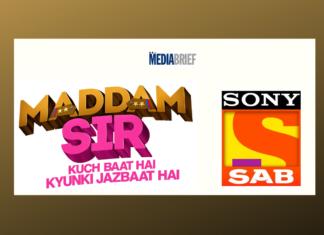 image-Sony SAB launches 'Maddam Sir – Kuch Baat Hai Kyunki Jazbaat Hai' Mediabrief