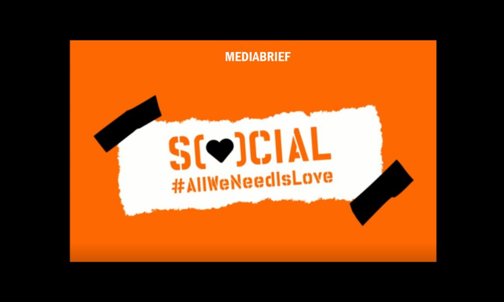 image-This Valentine's season, SOCIAL unveils the #AllWeNeedIsLove campaign Mediabrief