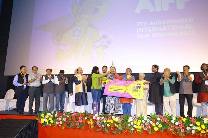Maadathy Wins Big At The 7th Aurangabad International Film Festival