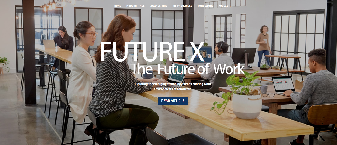 HP and PHD partner with The Economist to launch 'The Future X'