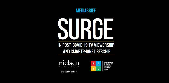 image barc india tv viewership and smartphone usership surge post-COVID-19-MediaBrief