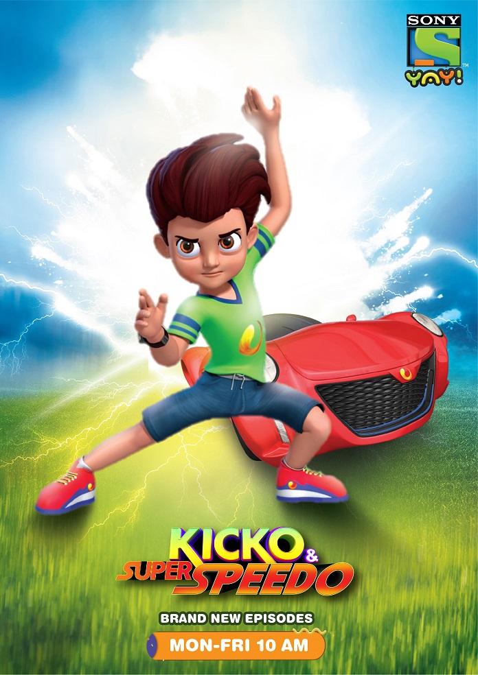'KickO & Super Speedo