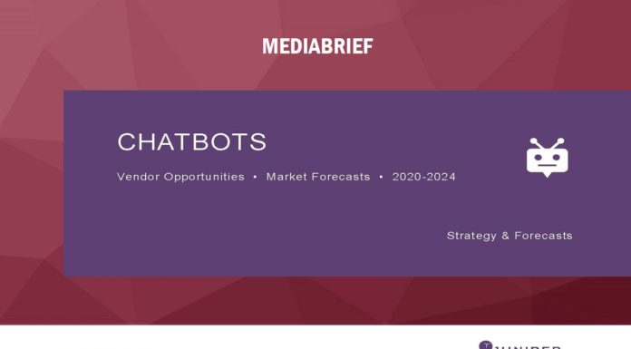 image-Chatbots- Vendor Opportunities & Market Forecasts 2020-2024 - Juniper Research Mediabrief
