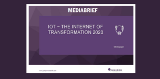 image-Juniper Research- IoT connections to reach 83 billion by 2024, driven by maturing industrial use cases Mediabrief