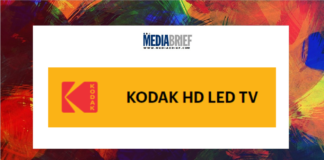 image-Kodak HD LED TV launches India's most affordable Dolby vision Android certified 4K TVs Mediabrief