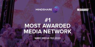 INPOST image-Mindshare-#1-most-awarded-media-network-at-warc-media-100-2020-MediaBrief