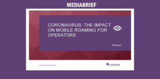 image-Operators to lose over $25bn in roaming revenue over the next 9 months, as Coronavirus impacts travel- Juniper Research Mediabrief
