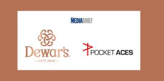 image-Pocket Aces and Dewar's teamed up for a year-long campaign driving their key message 'Double Is Better' Mediabrief