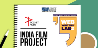 image-Pocket Aces reunites with India Film Project to launch the second season of Web Writers' Lab Mediabrief