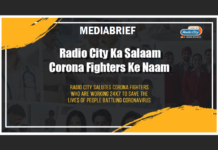 image-Radio City salutes the frontline warriors in the COVID-19 fight Mediabrief