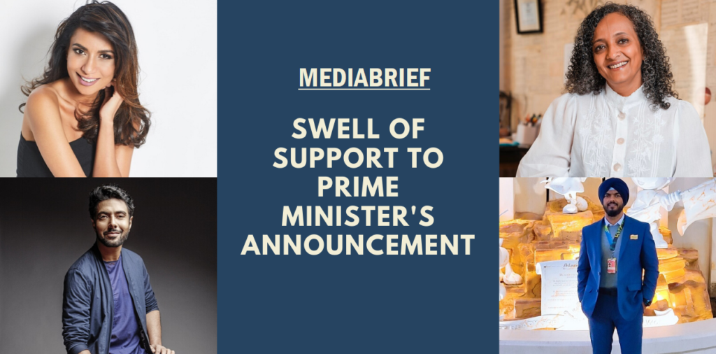 image-Swell of support to Prime Minister's announcement Mediabrief