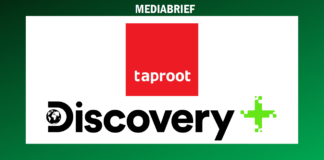 image-Taproot Dentsu launch campaign for India's first aggregated real-life streaming app by Discovery India Mediabrief