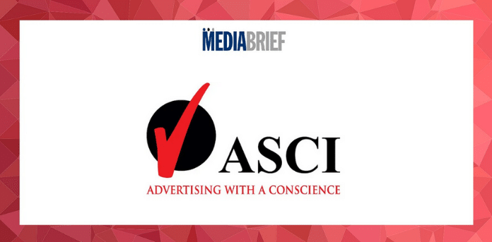 110 OBJECTIONABLE ADVERTISEMENTS PROMPTLY WITHDRAWN POST ASCI INTERVENTION COMPLAINTS UPHELD AGAINST REMAINING 208 OUT OF 232 ADVERTISEMENTS