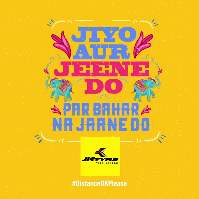 Jiyo Aur Jeene Do, Par Bahar Na Jaane Do