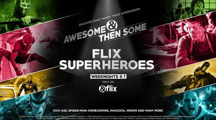 Flix Superheroes