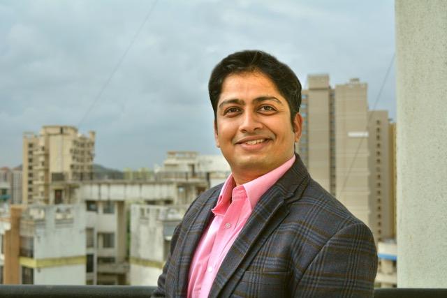 Harikrishnan Pillai, CEO & co-founder,TheSmallBigIdea