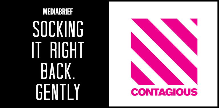 Must read: Socking it right back, gently. Attaboy Contagious!