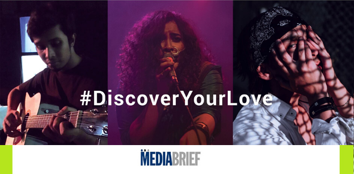 Khimji Jewels' #DiscoverYourLove campaign