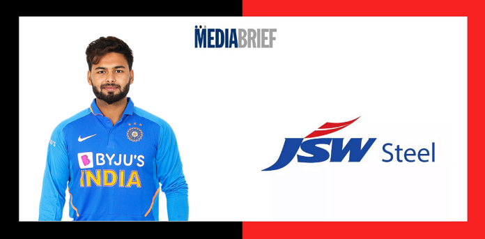 JSW Steel and Rishabh Pant Honour the Forces With #NervesOfSteel film by RepIndia