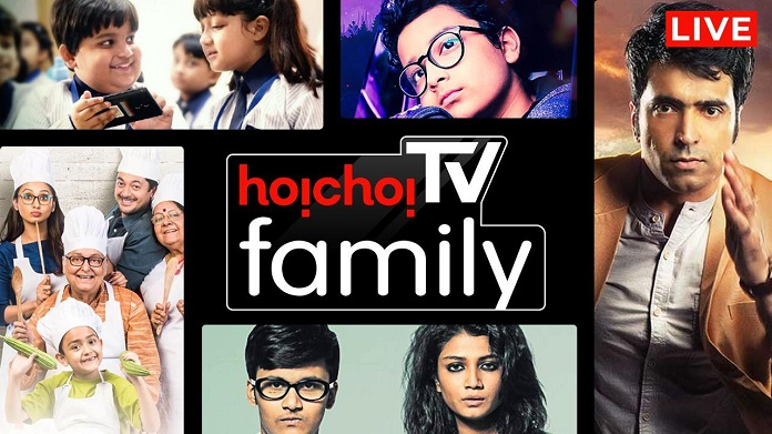 hoichoi Family TV