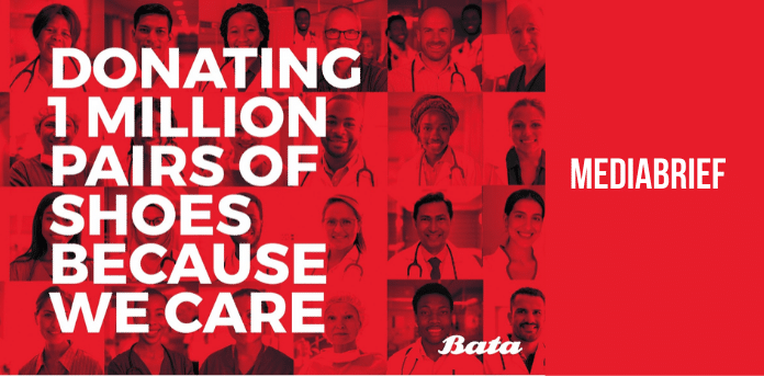 image-Bata-to-donate-1-million-pars of shows to COVID19 healthcare workers across continents-Mediabrief